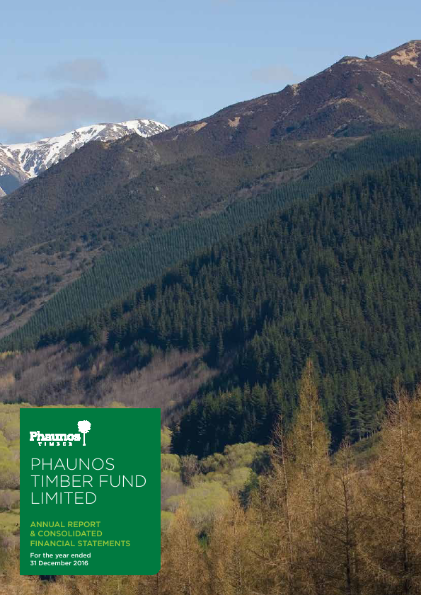 Phaunos Timber Fund   annual report