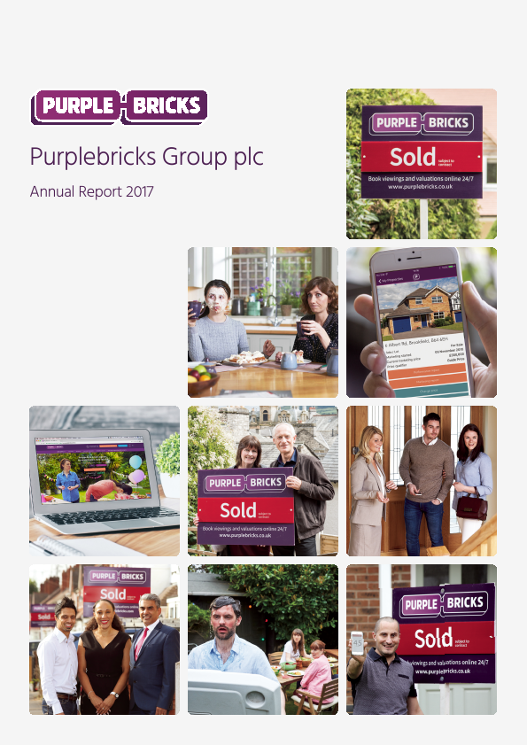 Purplebricks   annual report