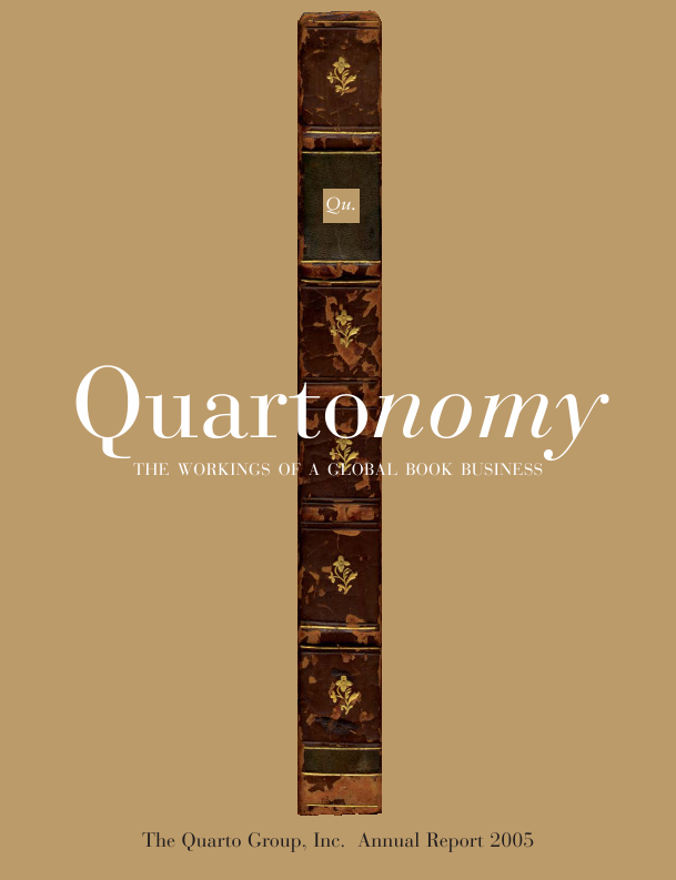 Quarto Group Inc   annual report