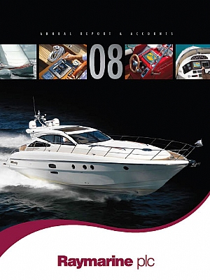 Raymarine   annual report