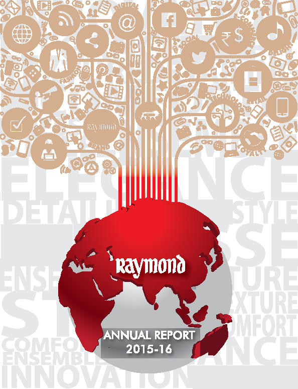 Raymond   annual report
