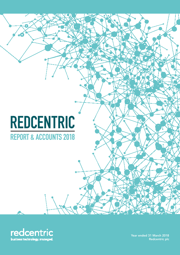 Redcentric Plc   annual report