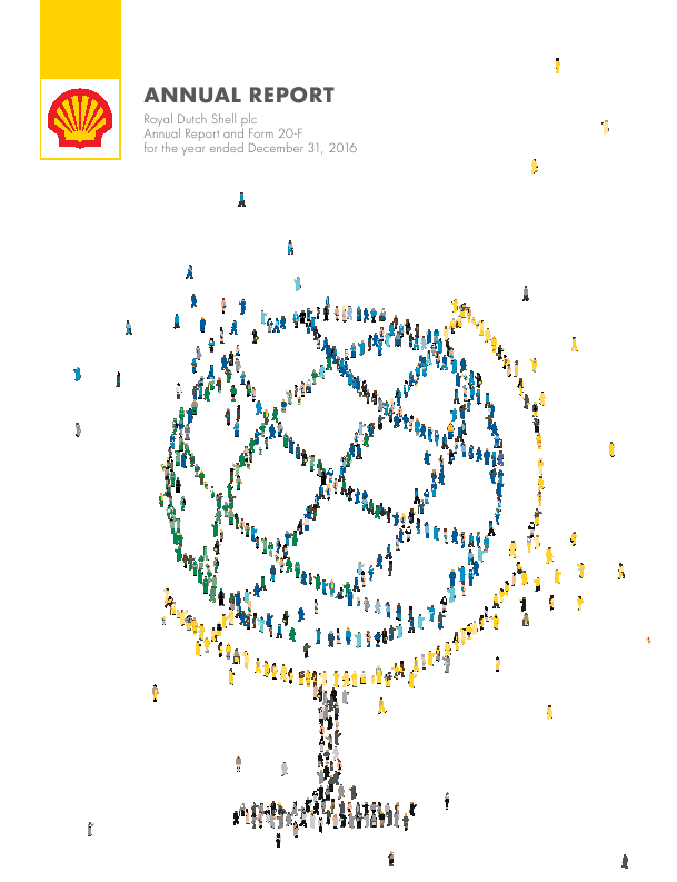 Royal Dutch Shell   annual report