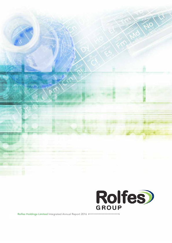Rolfes Holdings   annual report