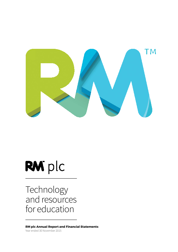 RM Plc   annual report
