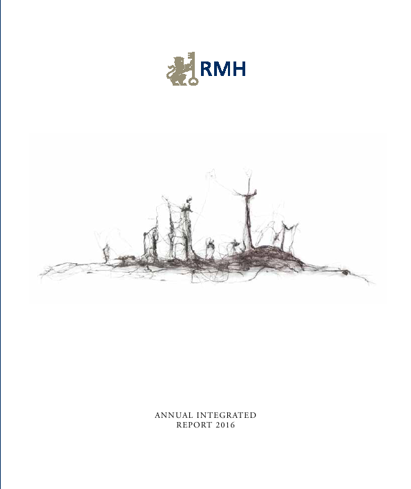 RMB Holdings   annual report