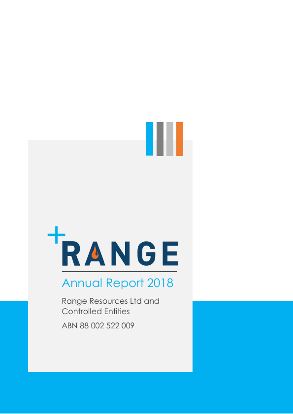Range Resources   annual report