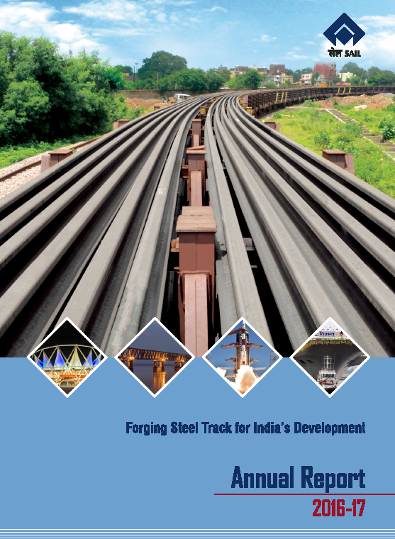 Steel Authority Of India   annual report