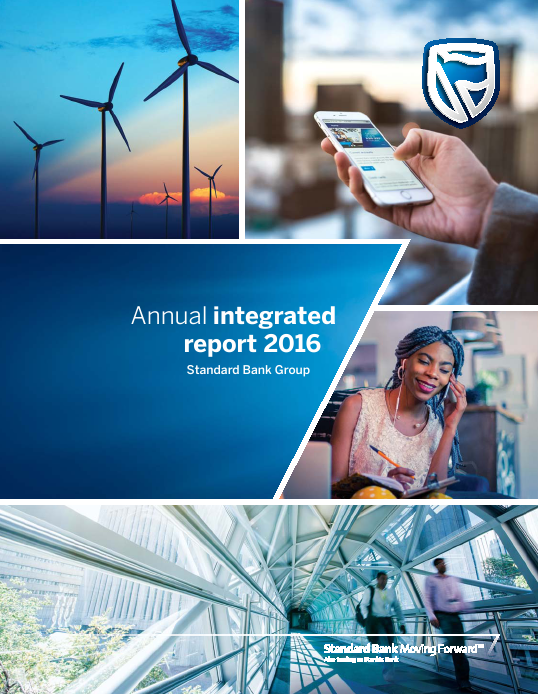 Standard Bank Group Limited   annual report