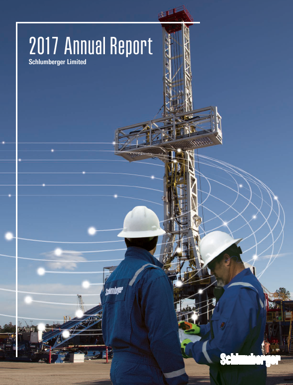 Schlumberger   annual report