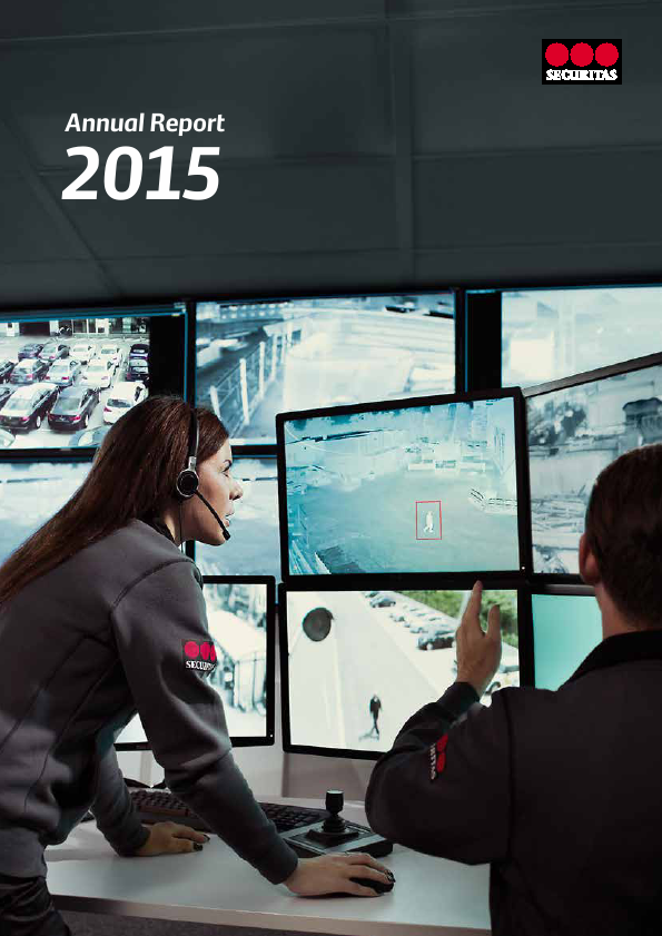 Securitas   annual report