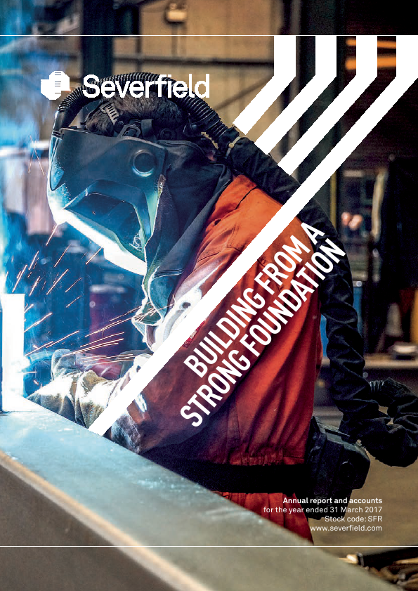 Severfield Plc   annual report