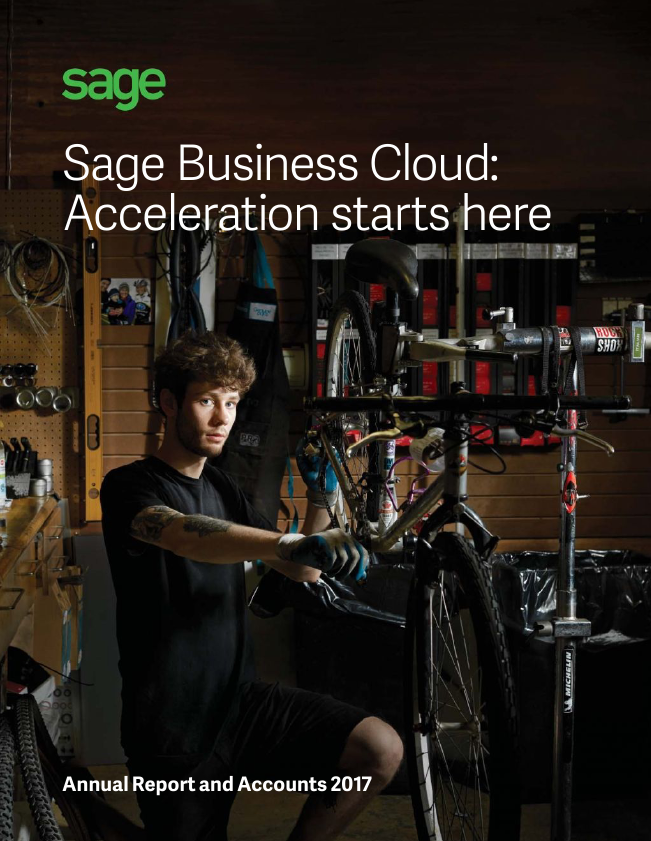 Sage Group   annual report