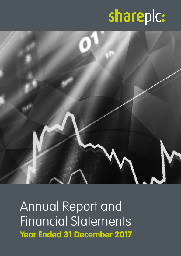 Share Plc   annual report