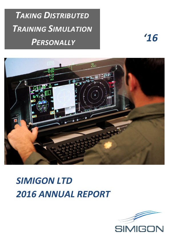 Simigon   annual report