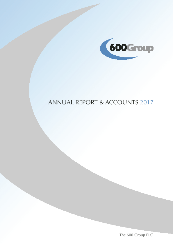 600 Group   annual report
