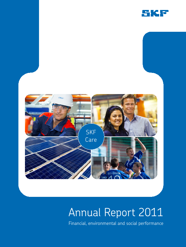 SKF   annual report