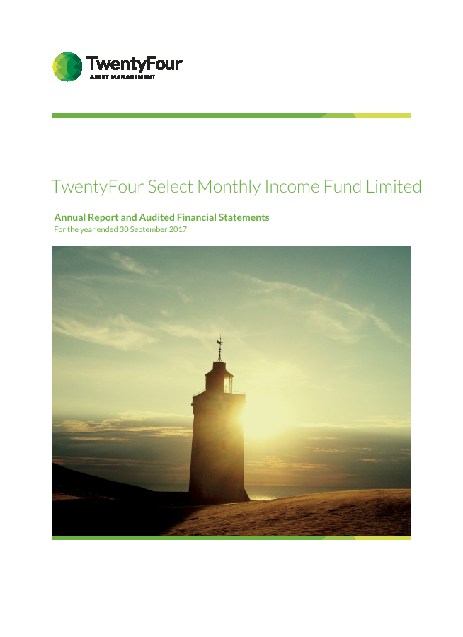 Twentyfour Select Monthly Inc Fd   annual report