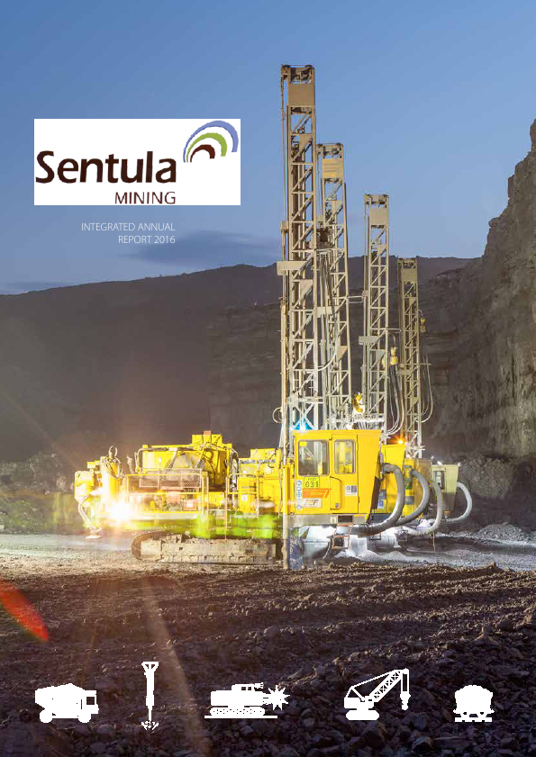 Sentula Mining (Unicorn Capital Partners)   annual report