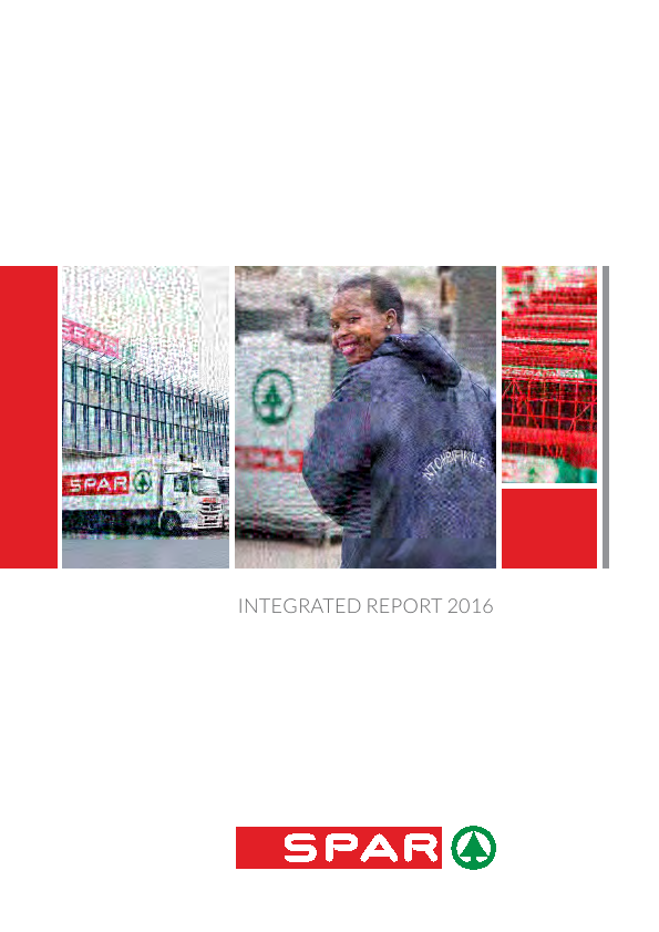 The SPAR Group   annual report