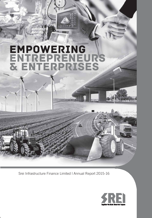 SREI Infrastructure Finance   annual report