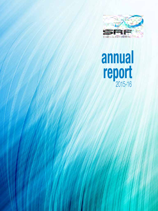 SRF   annual report