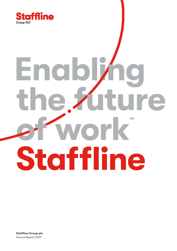 Staffline Group Plc   annual report