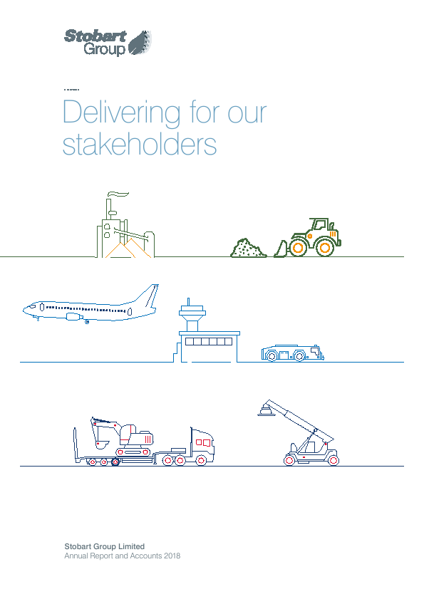 Stobart Group   annual report