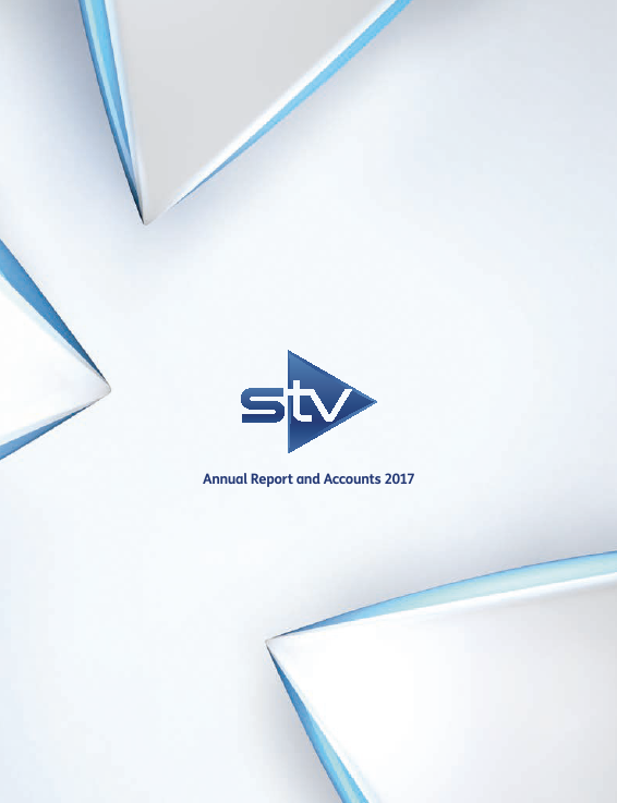 STV Group Plc (formally SMG)   annual report