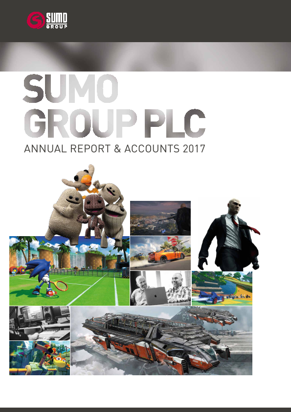 Sumo Group   annual report