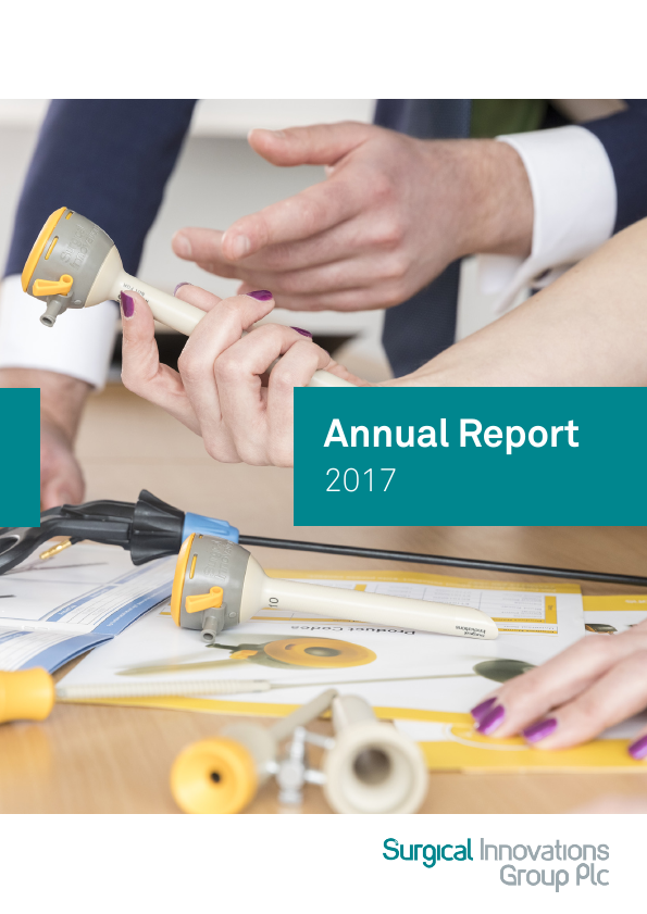 Surgical Innovations Group   annual report