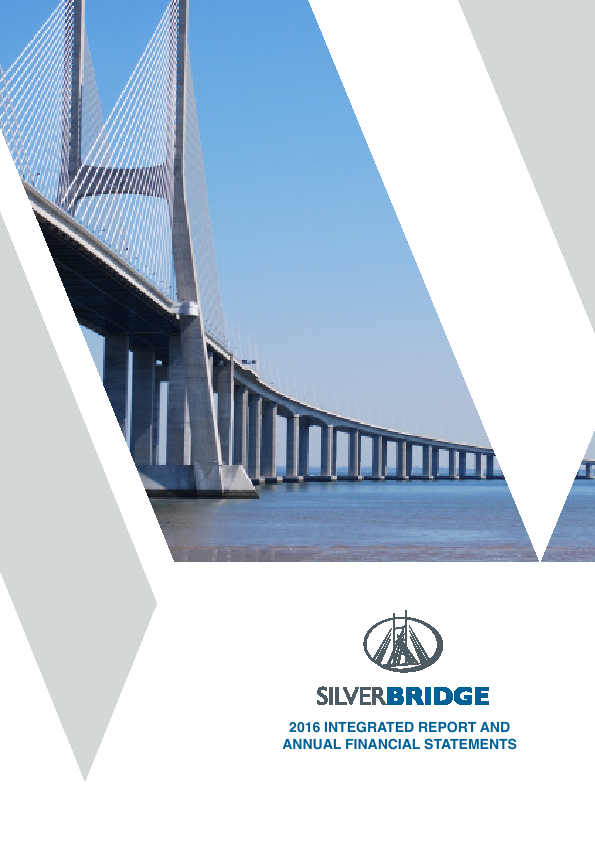 Silverbridge Holdings   annual report