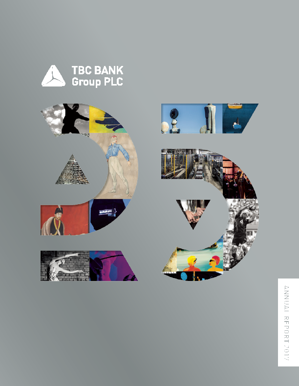 TBC Bank JSC   annual report