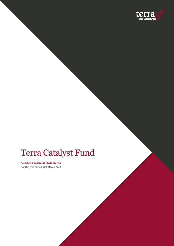 Terra Catalyst Fund   annual report