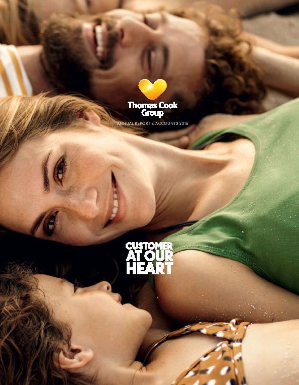 Thomas Cook Group Plc   annual report