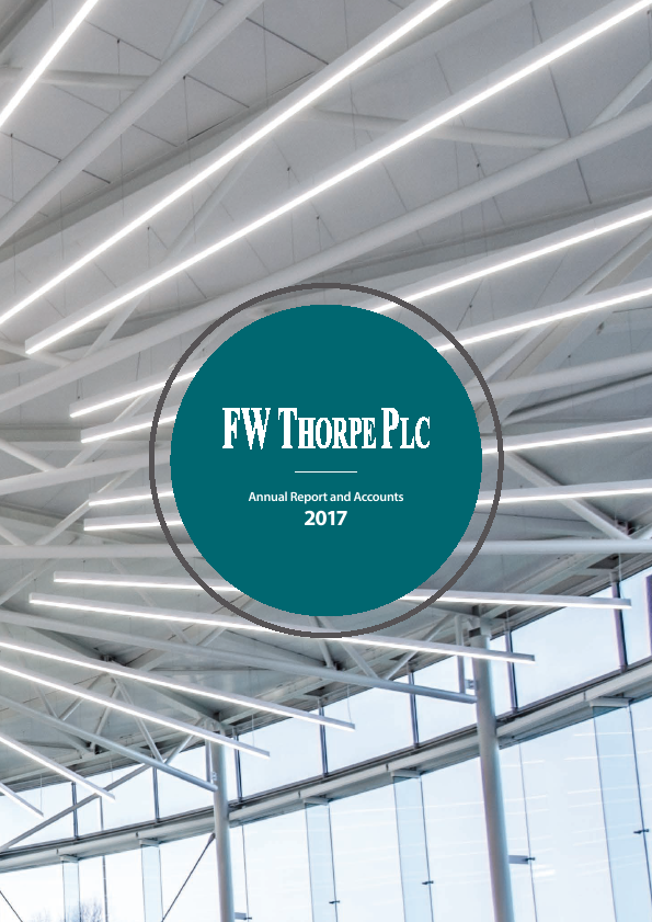 Thorpe(F.W.)   annual report