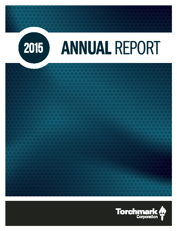 Torchmark Corp   annual report
