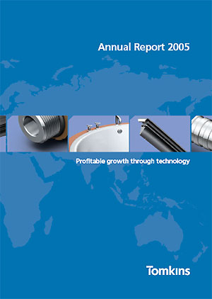 Tomkins   annual report