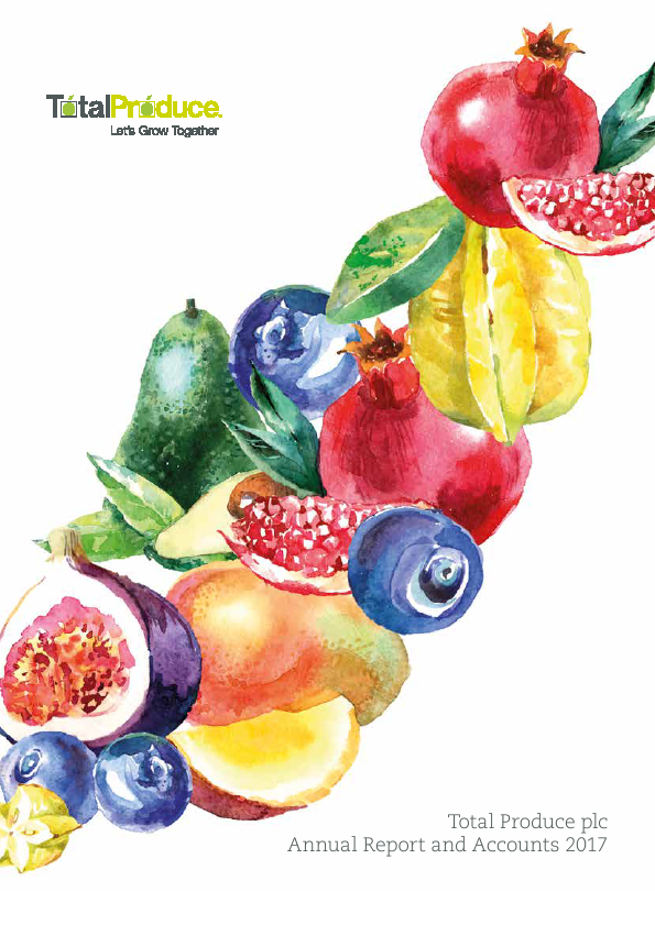 Total Produce Plc   annual report