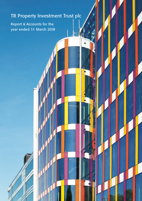 TR Property Investment Trust   annual report