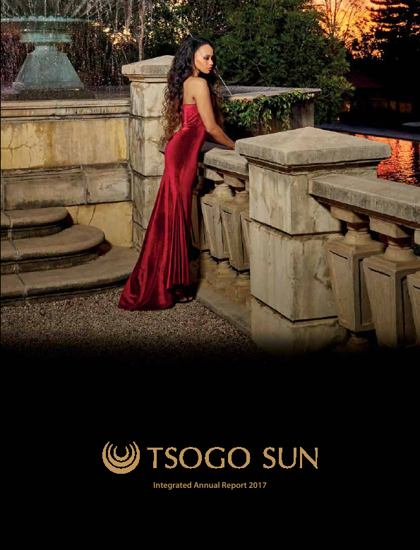 Tsogo Sun Holdings   annual report