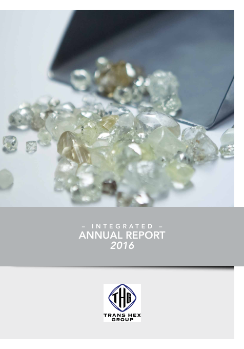 Trans Hex Group   annual report