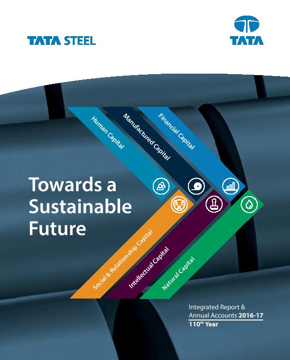 Tata Steel   annual report