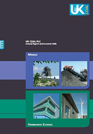 UK Coal   annual report
