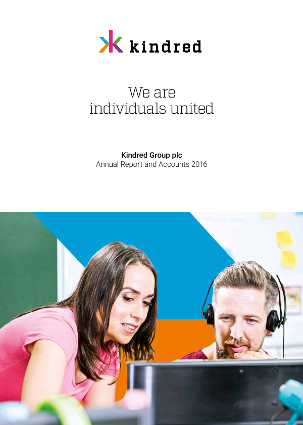 Unibet Group   annual report