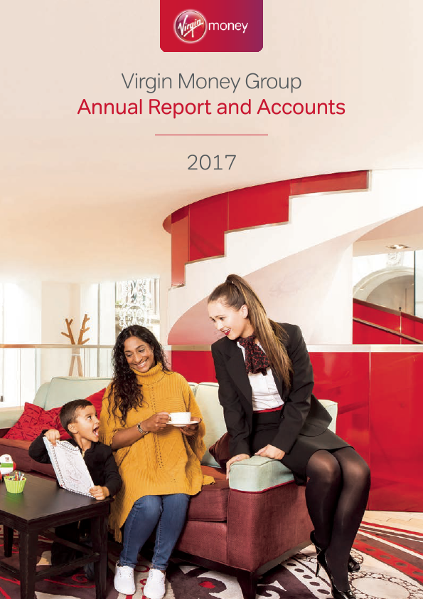 Virgin Money Holdings (UK) Plc   annual report