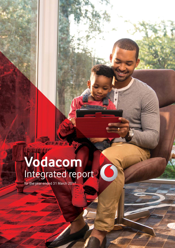 Vodacom Group   annual report