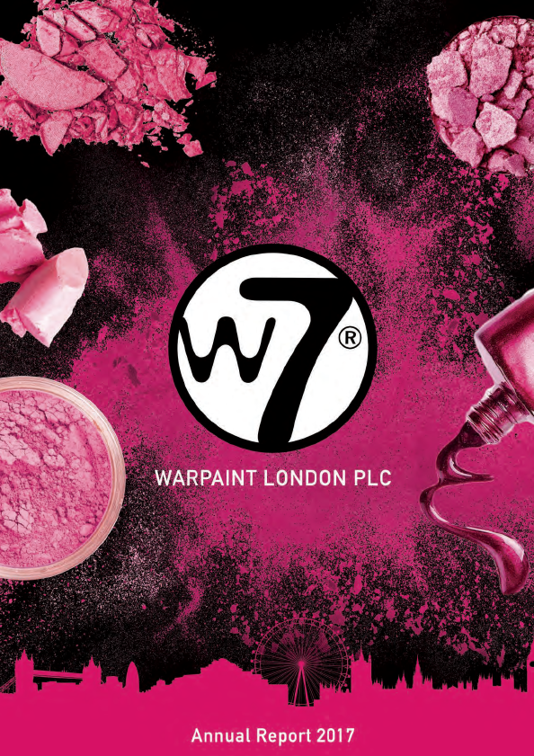 Warpaint London   annual report