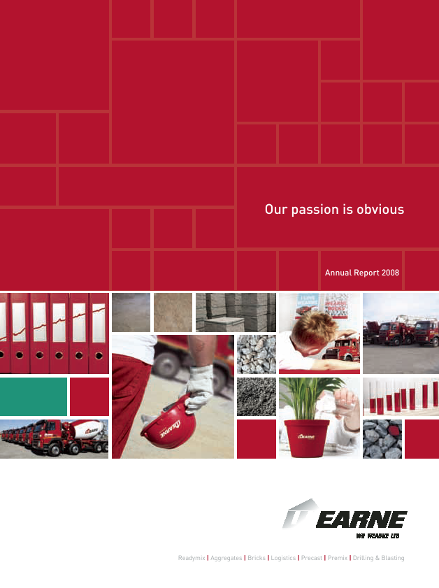 W G Wearne   annual report
