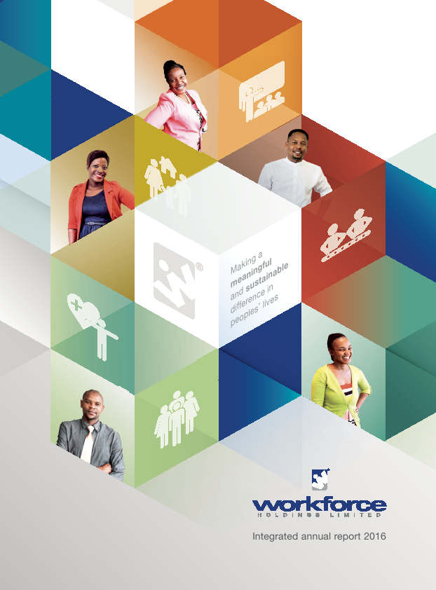 Workforce Holdings   annual report